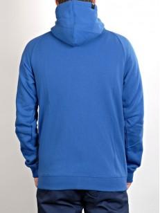 VEHICLE mikina ZAGGY BLUE