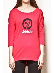 VEHICLE triko FEELA RED