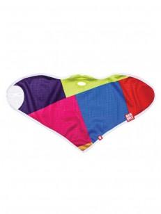 AIRHOLE šátek COLOR BLOCK barevna