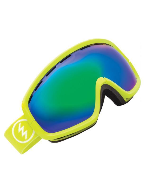 Electric Brýle Egb2s Toxic Snot zelená