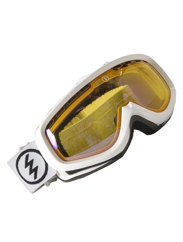 Electric Brýle Egk Gloss White bílá