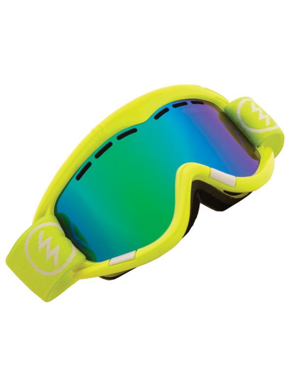 Electric Brýle Eg1 Toxic Snot zelená