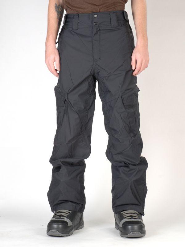 Funstorm Kalhoty Danfor Black 21 - Xl šedá