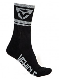 VEHICLE ponožky ICON BLACK
