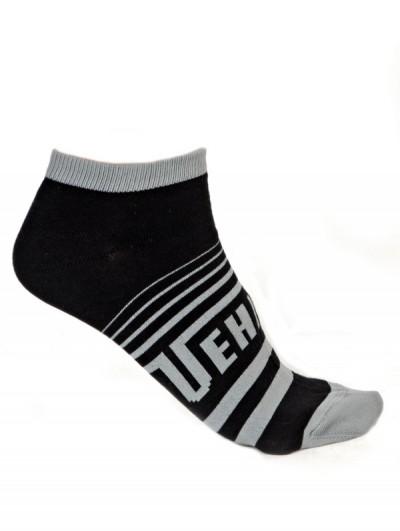 VEHICLE ponožky RIDE BLACK/GREY