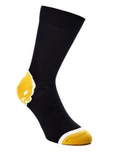 SOCK YOU ponožky BIG SKULL BLACK