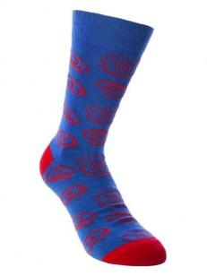 SOCK YOU ponožky EYE SEE YOU BLUE