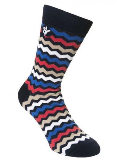 SOCK YOU ponožky HYPNOTIC BLK