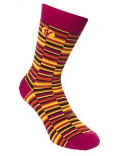 SOCK YOU ponožky DANDY PIN/ORG