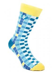 SOCK YOU ponožky KASPAROV BLUE