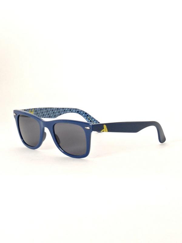 Krooked Sluneční Brýle Shmoo Shades Blu modrá