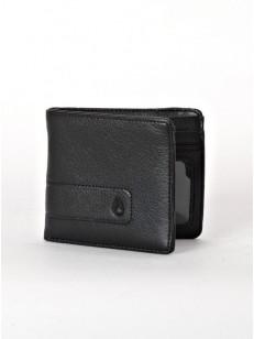 NIXON peněženka SHOWTIME ALLBLACK