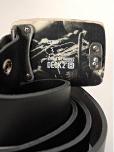 HORSEFEATHERS pásek DECK 2 92
