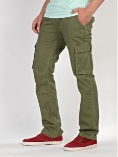 ALTAMONT kalhoty TRANSPORTER OLIVE