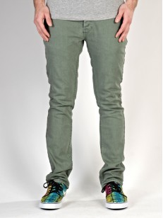 ETNIES kalhoty CLASSIC MINT