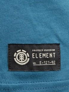 ELEMENT triko LEXINGTON BLUE STEEL