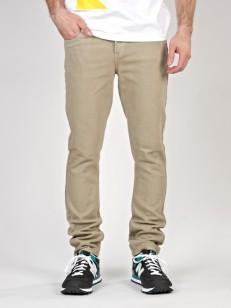 RVCA kalhoty SPANKY SALTY KHAKI