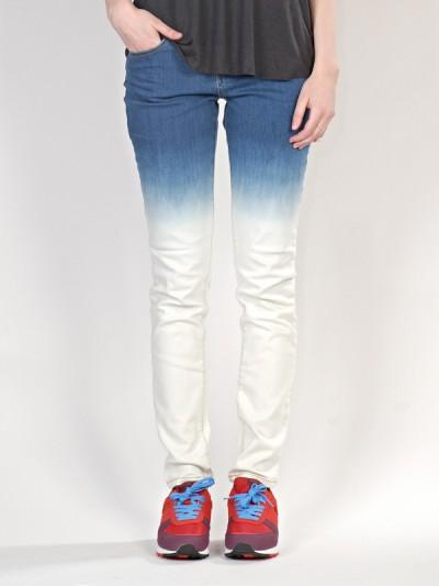 RVCA kalhoty WRIGHTWOOD BLEACH DIP