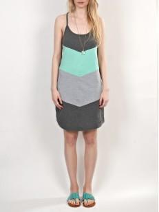FUNSTORM šaty AGAS 20 d grey