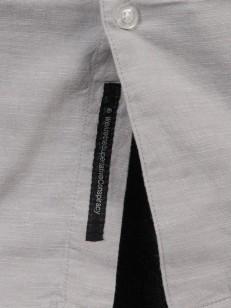 WESC košile ELMONT silver sconce