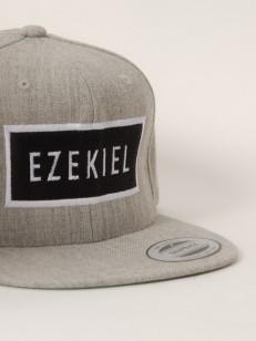 EZEKIEL kšiltovka REPUBLIC GREY