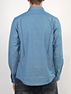 EZEKIEL košile STRYDER MARINE BLUE