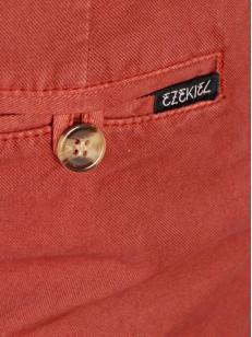 EZEKIEL kalhoty WEEKENDER DARK ROSE