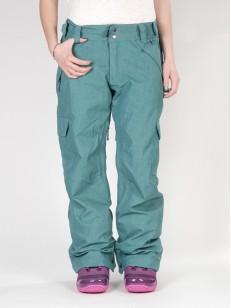 RIDE kalhoty HIGHLAND SHE TEAL/DENIM