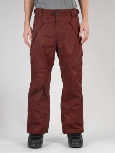 RIDE kalhoty PHINNEY SHEL DARK ROSEWOOD