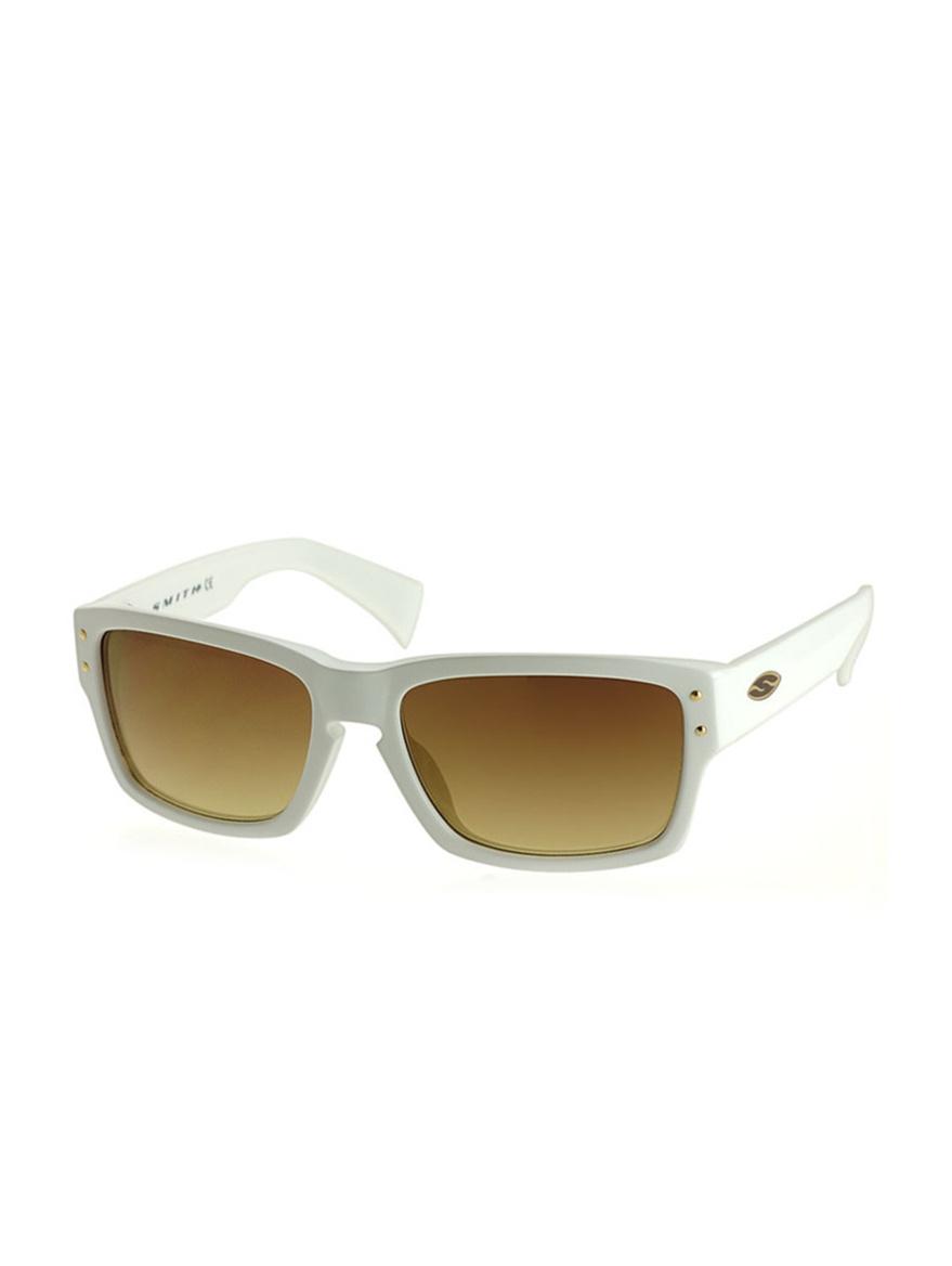 Smith Sluneční Brýle Chemist/s White Brownamb bílá