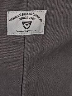 VEHICLE kalhoty GORRY GREY
