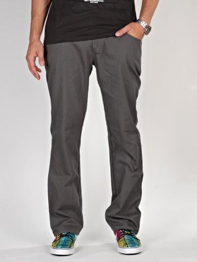 VEHICLE kalhoty CHICKO GREY