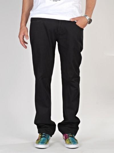 VEHICLE kalhoty CHICKO BLACK