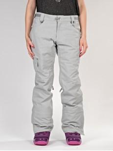 686 kalhoty AUTHENTIC PATRON lt grey texture