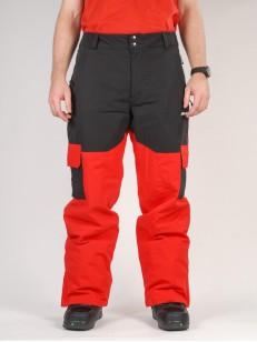 ARMADA kalhoty HARLAUT INS red