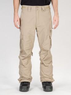 NITRO kalhoty DECLINE khaki
