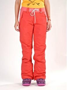 NITRO kalhoty VAIL tomato/sunburn