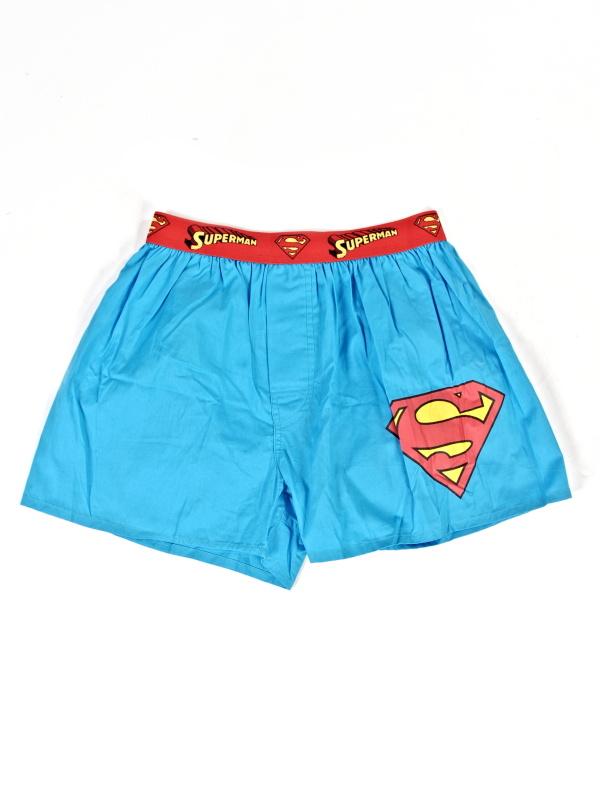 Represent Trenky Superman Blue - Xxl modrá