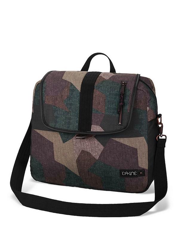 Dakine Kabelka Maple Patchwork Camo - 16l fialová