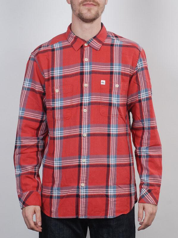 Quiksilver Košile Boxfish Rnz1 - XL