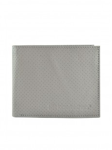 HORSEFEATHERS peněženka GEAR perforated gray