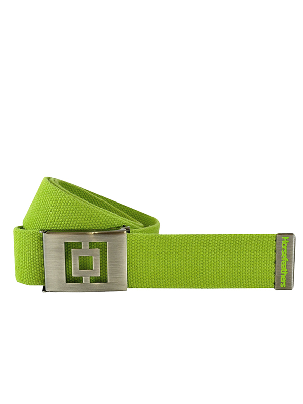 Horsefeathers Pásek Emmy Green zelená