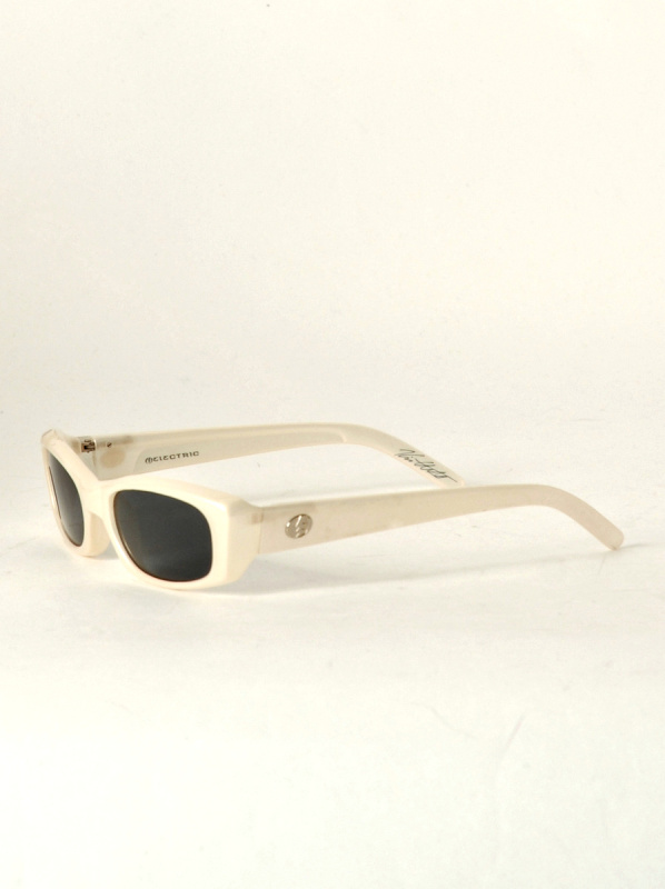 Electric Sluneční Brýle Electris White bílá