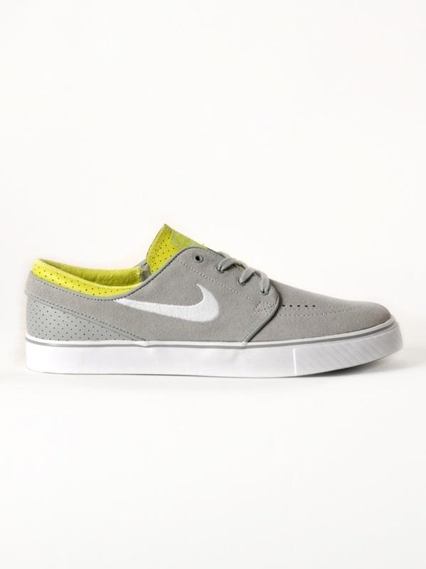 Nike Sb Boty Zoom S. Janoski 025 - 11,5us šedá