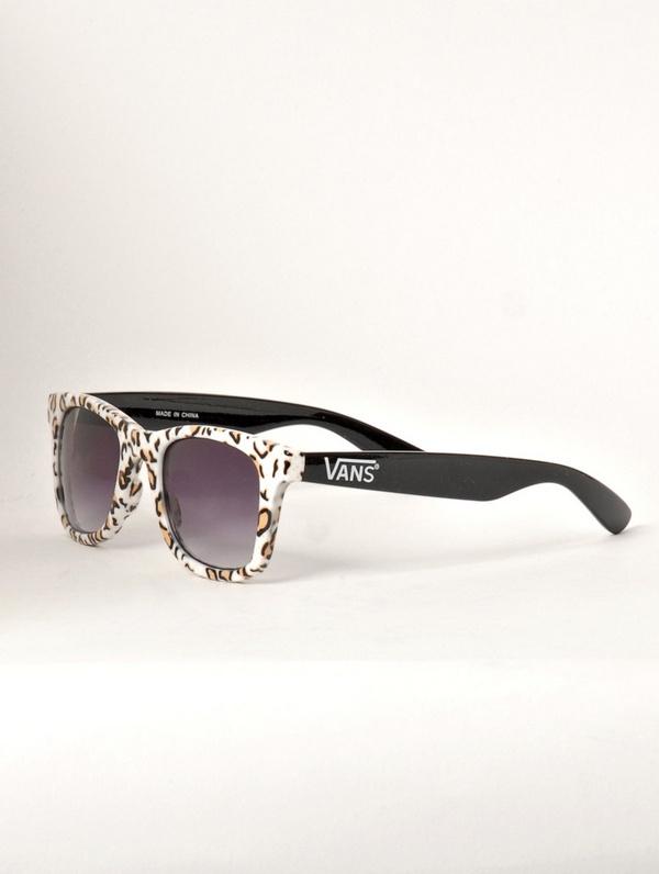 Vans Sluneční Brýle Janelle White bílá