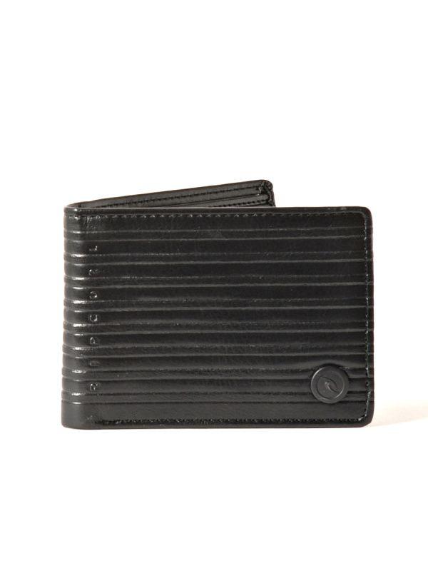 Rip Curl Peněženka Line Up Black černá