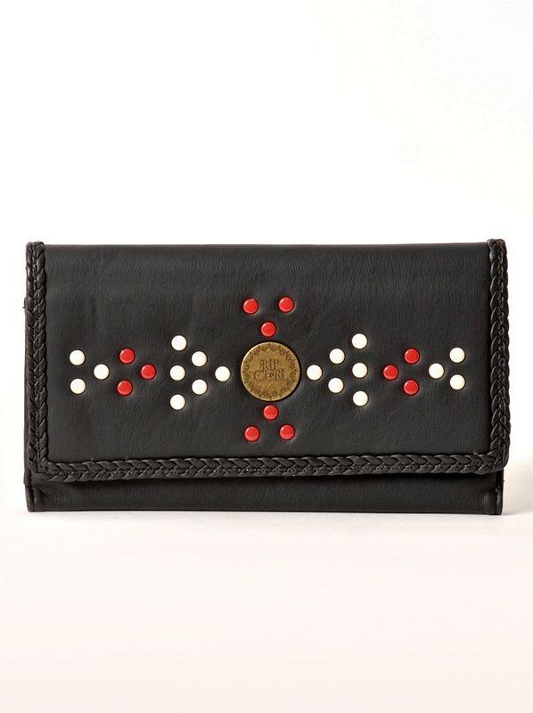 Rip Curl Peněženka Uplande Black
