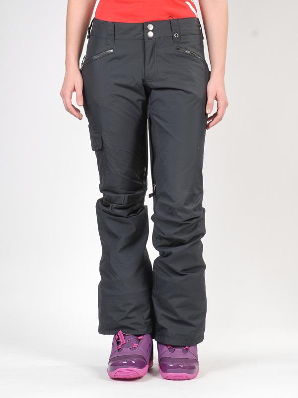 Burton Kalhoty Twc True Black - L černá