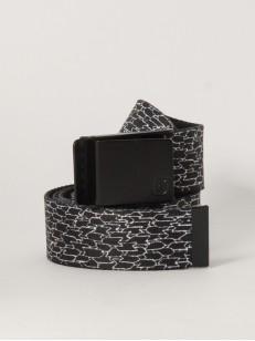 BURTON pásek VISTA TRUE BLACK
