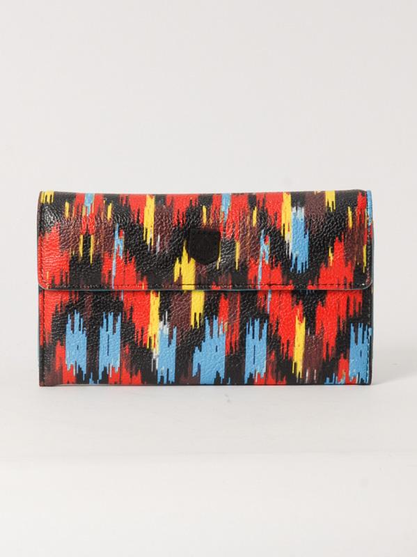 Burton Peněženka Tri Fold Ikat Stripe černá